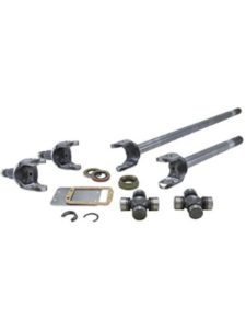 Yukon Gear dana 30 chromoly kit  axle shafts