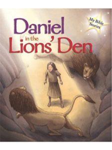 Ticktock Books, LTD    daniel bible stories