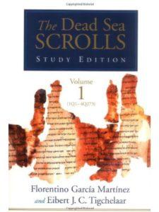 Eerdmans    dead sea scroll texts