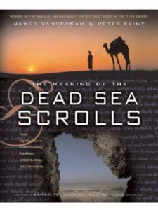 HarperOne    dead sea scroll texts