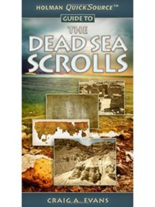Holman Reference    dead sea scroll texts
