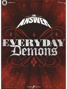 Faber Music Ltd demon  guitar tabs