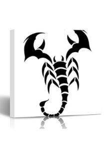 Emvency    design scorpion tattoos