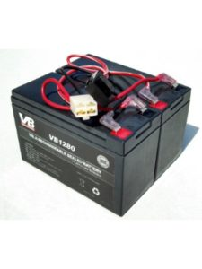 Razor replacement by VICI dirt quad battery  razor electrics