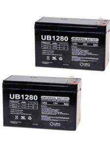 UPG dirt quad battery  razor electrics