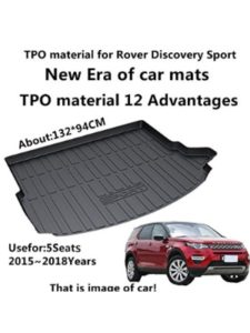 Autohelena discovery sport  cargo covers