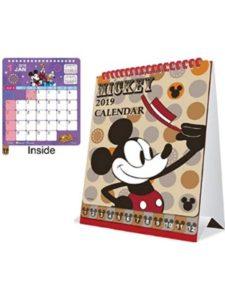 Everwin desk pad calendar