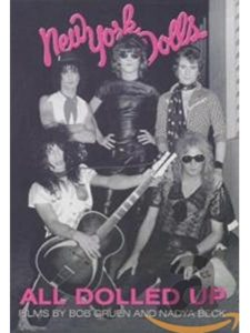 Music Video Distributors documentary  new york dolls