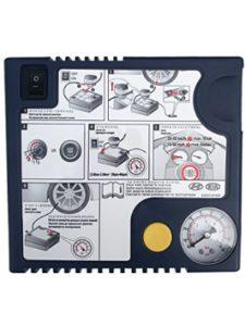 Kia tire repair kit