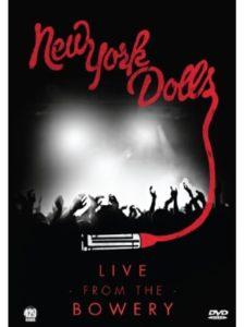 429 Records dvd  new york dolls