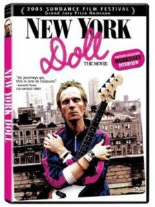 First Independent dvd  new york dolls