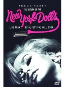 Universal Int'L dvd  new york dolls