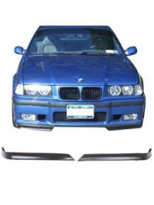 93 94 95 96 97 front lip spoiler diffuser pu e36 m3  front bumper lips