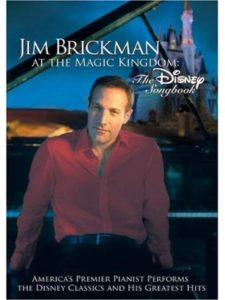 Walt Disney Records early snowfall  jim brickmen