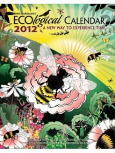 Pomegranate Press ecological  engagement calendars