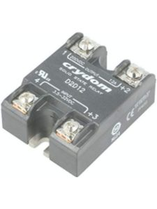 Crydom electric furnace  relay switches