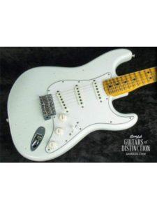 Fender Custom Shop electric  guitar tremolo techniques