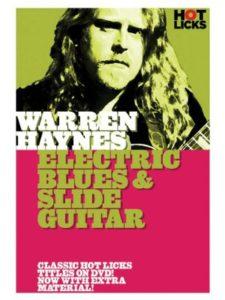 Hal Leonard electric  guitar vibrato techniques