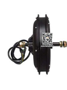 TX electric motor  rear axles