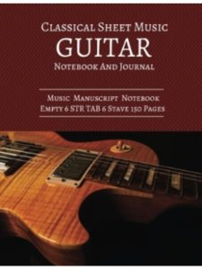 CreateSpace Independent Publishing Platform empty  guitar tabs
