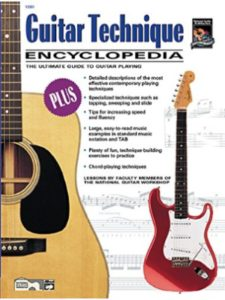 Alfred Music encyclopedia  guitar techniques