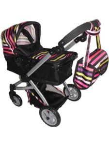 Mommy & Me Doll Collection english  baby carriages
