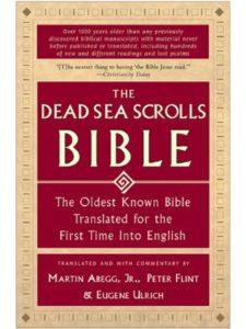 HarperOne english translation  dead sea scrolls