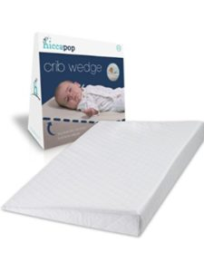 hiccapop ergo removable pillow  infant inserts