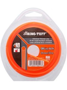 Rino Tuff extendable  electric hedge trimmers