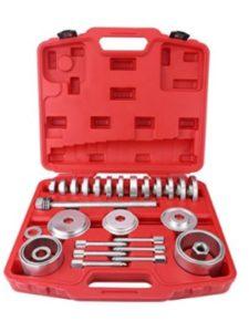Estink extractor  pressure plates