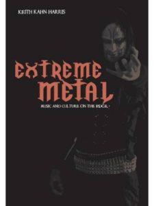 Berg Publishers    extreme metal musics