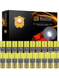 LED Monster ey 151  flight trackers