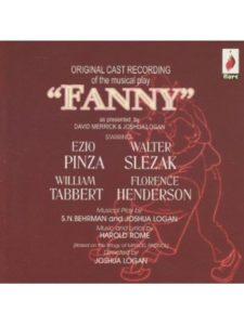 Flare UK fanny  broadway musicals