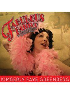 Kimberly Faye Greenberg fanny  broadway musicals