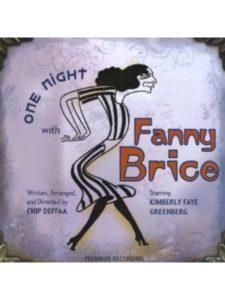 Original Cast Records fanny  broadway musicals