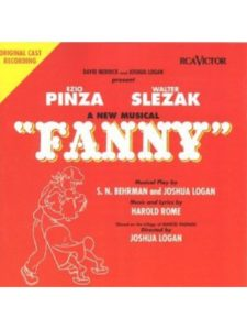 RCA fanny  broadway musicals