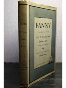 Random House fanny  broadway musicals