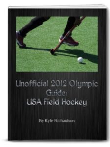 PYP Publishing Group field hockey  summer olympic