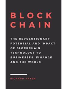 amazon finance  blockchain technologies
