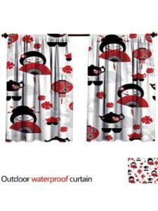 BlountDecor floral fan  decks