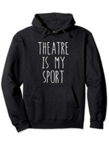 Musical Theater Humor Tees font  broadway musicals