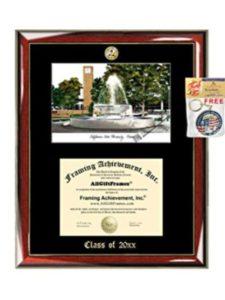 Diploma Frame Sketch AllGiftFrames fresno state  social works