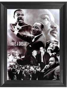 The 3D Art Company friend  martin luther kings