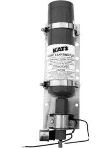 Kat's fuel injection  starting fluids