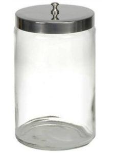 McKesson glass jar  tissue papers