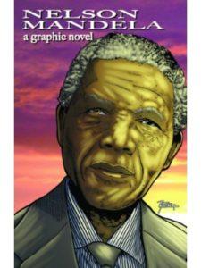 Bluewater Productions graphic novel  nelson mandelas