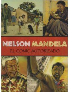 Ediciones Escalera graphic novel  nelson mandelas