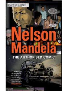 Umlando Wezithombe Publishing graphic novel  nelson mandelas