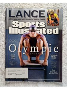 Sports Illustrated greece  summer olympic