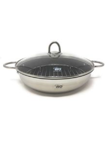 ELO Cookware    grill pan inserts